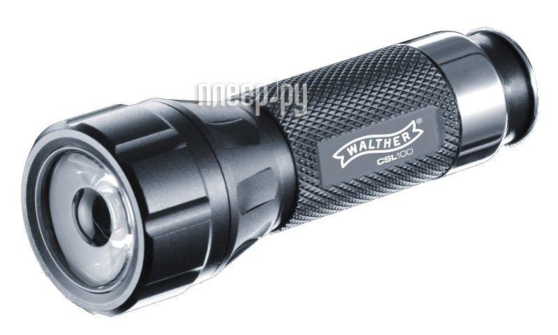 Фонарь Umarex Walther CLS 100 Black 3.7413  Pleer.ru  1871.000