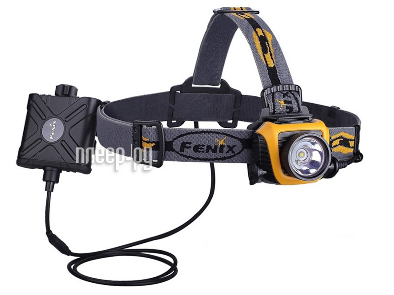 Фонарь Fenix HP15 Yellow  Pleer.ru  2748.000