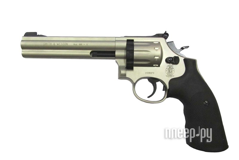 Револьвер Umarex Smith and Wesson 686 6  Pleer.ru  12917.000