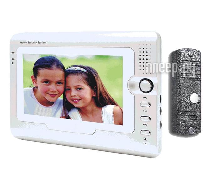 Комплект Sapsan VD-906 монитор + панель 00004092  Pleer.ru  5247.000