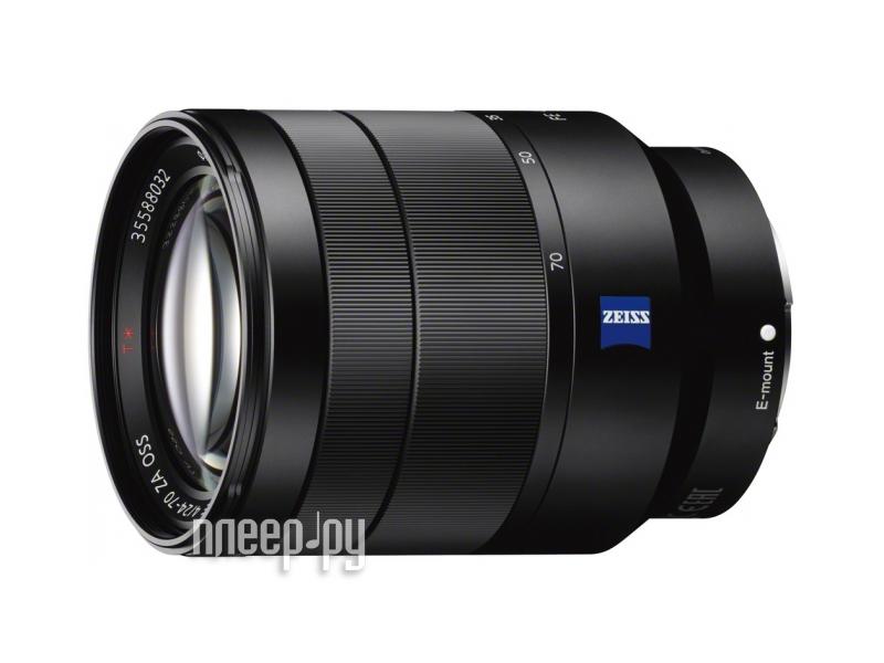 Объектив Sony SEL-2470Z FE 24-70 mm F / 4.0 ZA OSS for NEX*