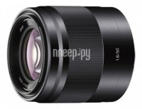 Объектив Sony SEL-50F18 50 mm F/1.8 OSS E for NEX Black*