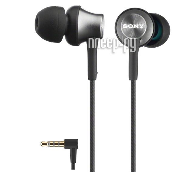 Гарнитура Sony MDR-EX450AP Grey купить