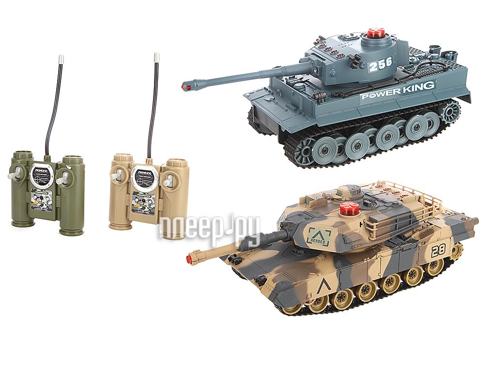 Игрушка HuanQi Танковый бой 2 танка 508-10RUS  Pleer.ru  1360.000
