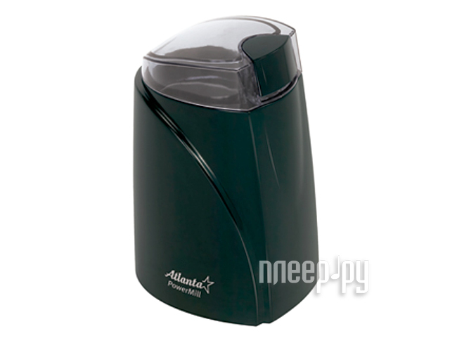 Кофемолка Atlanta ATH-278 Black