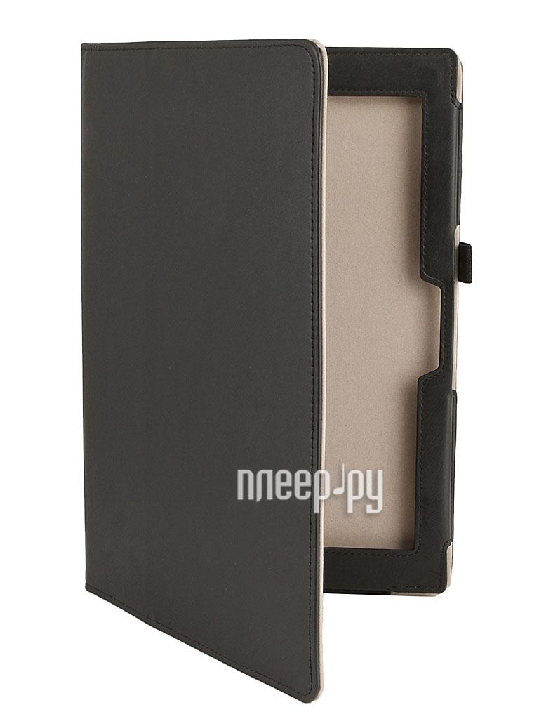 Аксессуар Чехол Sony Xperia Z2 Skinbox Standard with hand holder Black P-S-005  Pleer.ru  1350.000
