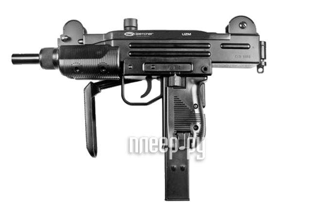 Пистолет Gletcher UZM  Pleer.ru  5250.000