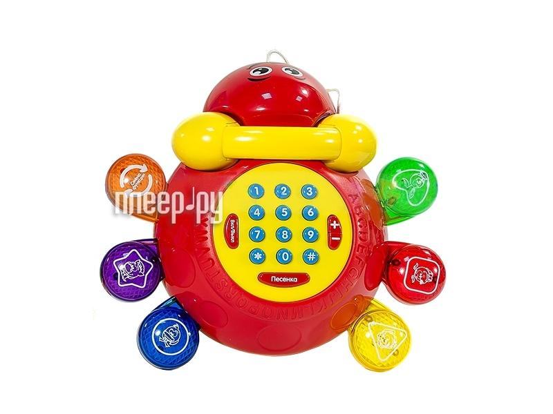 Игрушка Shantou Gepai Телефон умный жук MS1006  Pleer.ru  436.000
