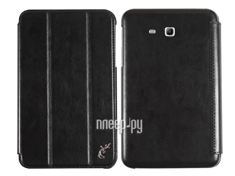 Аксессуар Чехол Samsung S7390 / S7392 Trend Lite Gecko Black  Pleer.ru  200.000