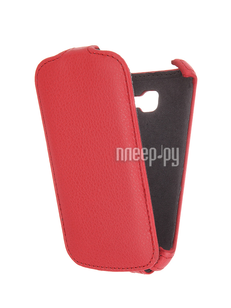 Аксессуар Чехол Samsung S7390 / S7392 Trend Lite Gecko Red  Pleer.ru  200.000
