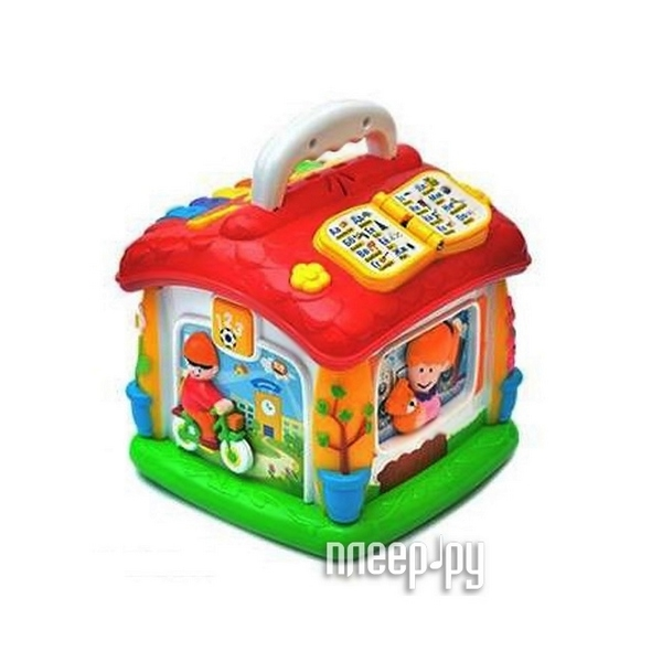 Игрушка Shantou Gepai Говорящий домик 9149  Pleer.ru  899.000