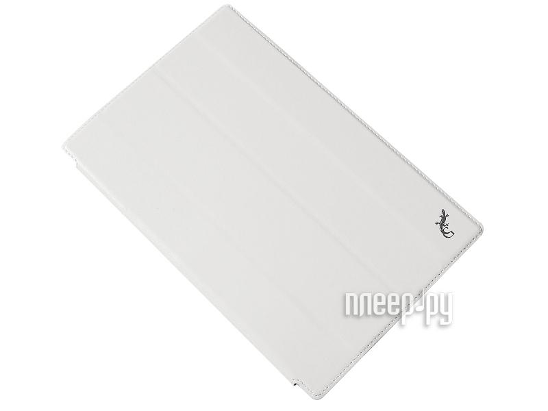 Аксессуар Чехол Sony Xperia Tablet Z2 G-Case Slim Premium White GG-305  Pleer.ru  1200.000