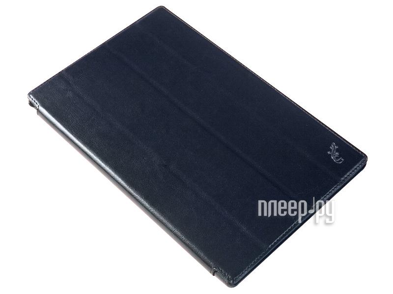 Аксессуар Чехол Sony Xperia Tablet Z2 G-Case Slim Premium Dark Blue GG-312  Pleer.ru  1200.000