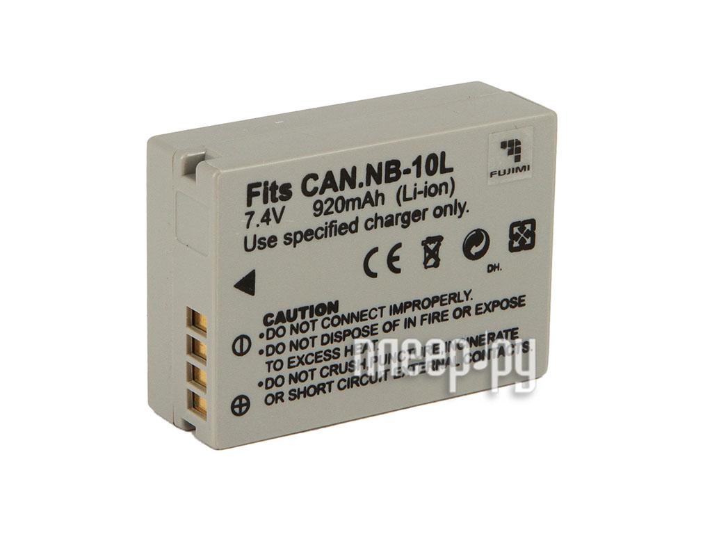 Аккумулятор Fujimi NB-10L  Pleer.ru  888.000