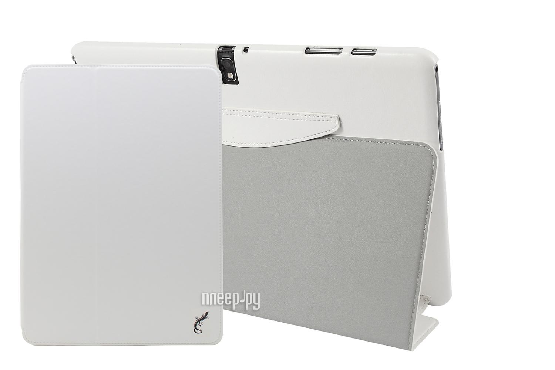 Аксессуар Чехол G-Case Samsung Galaxy Tab Pro 12.2 T900 / Galaxy Note Pro 12.2 P9000 Slim Premium White GG-320  Pleer.ru  1201.000