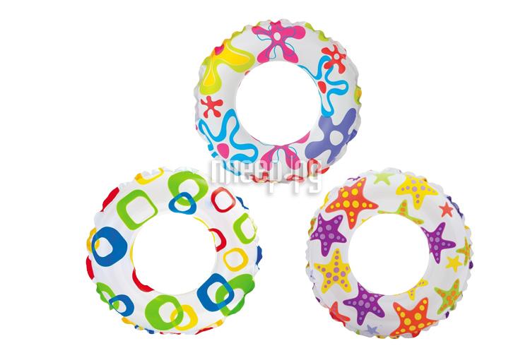 Надувной круг Intex 59241  Pleer.ru  38.000