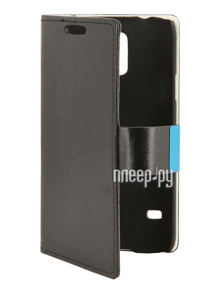 Аксессуар Чехол Samsung Galaxy S5 SM-G900F Palmexx Book Cover Black PX/SMT SAM S5 BLACK  Pleer.ru  248.000