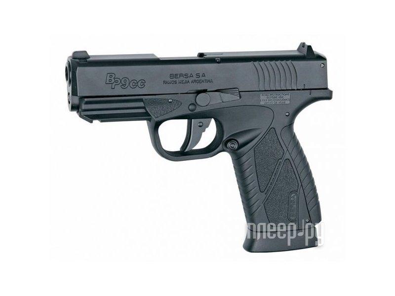 Пистолет ASG Bersa BP9CC 17308  Pleer.ru  3538.000