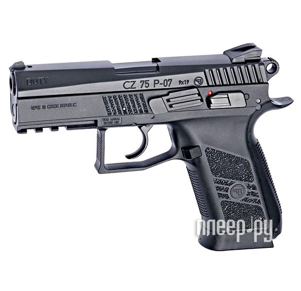 Пистолет ASG CZ 75 P-07 Duty 16720  Pleer.ru  3596.000