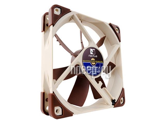 Вентилятор Noctua NF-S12A FLX 120mm  Pleer.ru  715.000