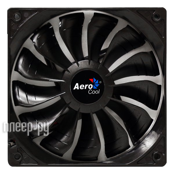 Вентилятор AeroCool Air Force Black Edition 120mm 4713105951424  Pleer.ru  271.000