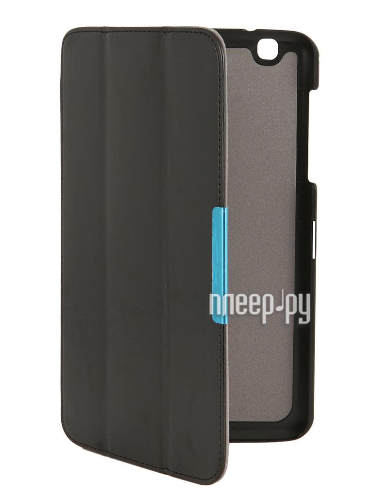 Аксессуар Чехол LG G Pad 8.3 V500 SkinBox Slim Case Slips Black P-LV500-001  Pleer.ru  899.000