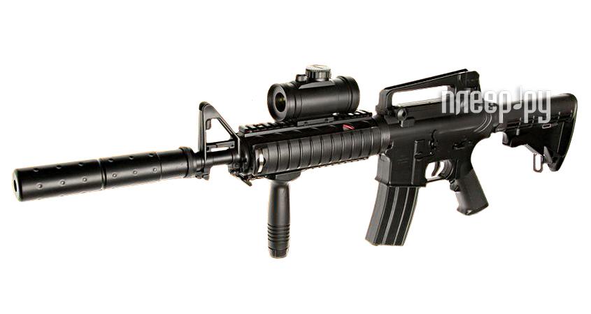 Автомат ASG DS4 Carabine 15256  Pleer.ru  4227.000