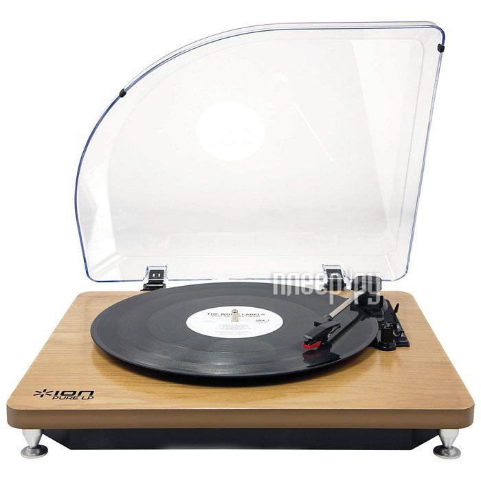 Конвертер ION Audio Pure LP Wood IONpurelpwd  Pleer.ru  4399.000