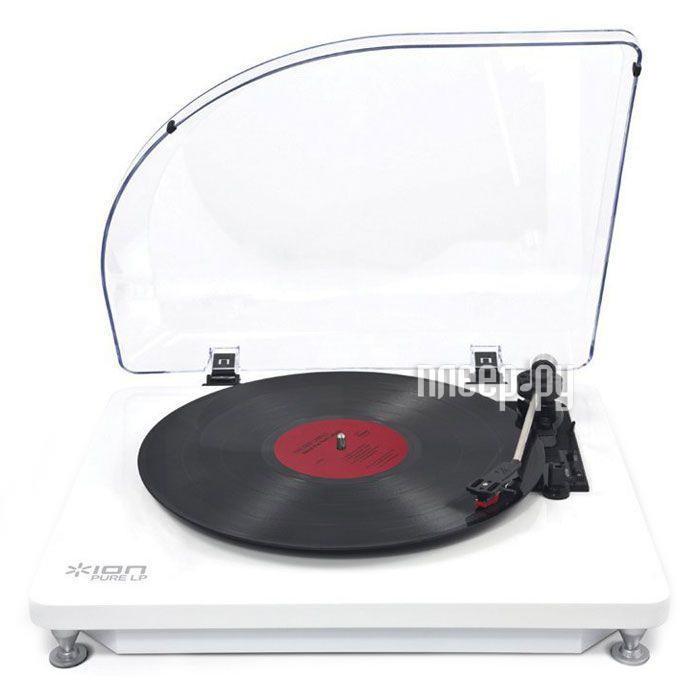 Конвертер ION Audio Pure LP White IONpurelpwh  Pleer.ru  4399.000