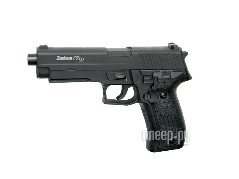Пистолет ASG CZ 99 16492  Pleer.ru  4278.000