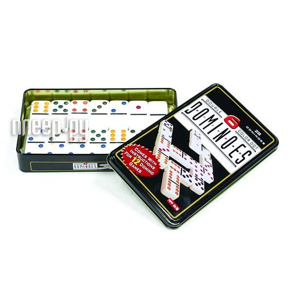 Настольная игра Lefutur Цветное Домино LF19230  Pleer.ru  459.000