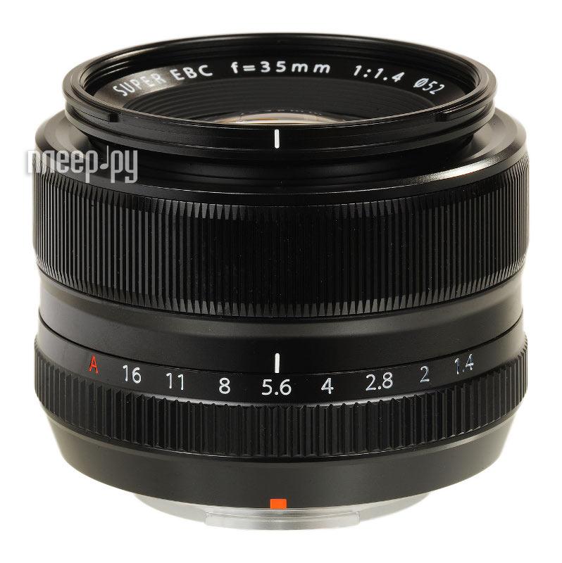 Объектив Fujifilm XF 35mm f/1.4 R X-Mount  Pleer.ru  23951.000