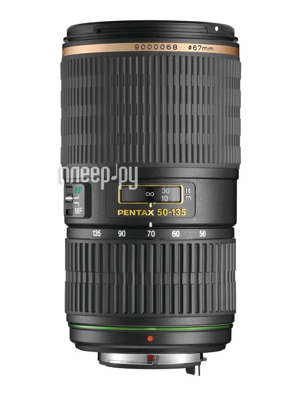 Объектив Pentax SMC DA 50-135 mm F/2.8 ED IF SDM*  Pleer.ru  36996.000