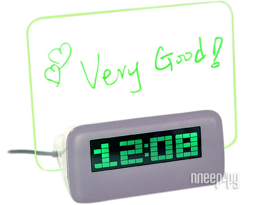 Многофункциональные часы Lefutur HSD1140C Мини-доска-будильник  Pleer.ru  699.000