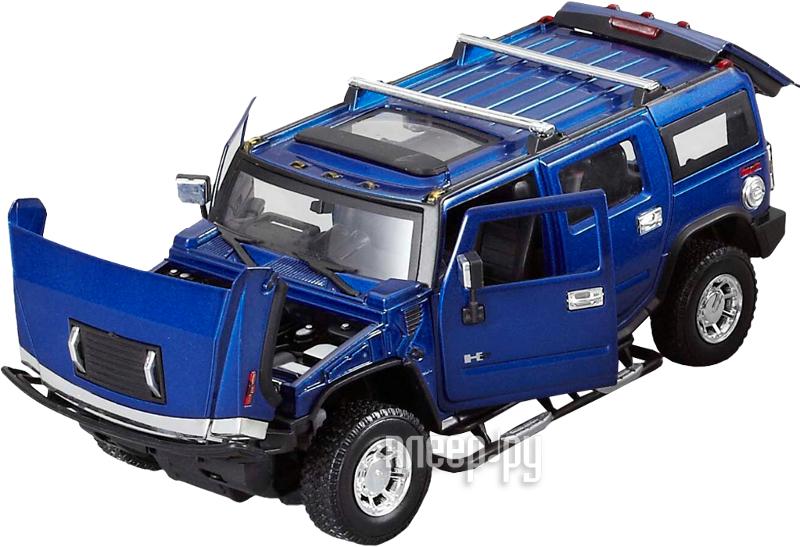 Машина MZ Hummer H2 25020A  Pleer.ru  1050.000