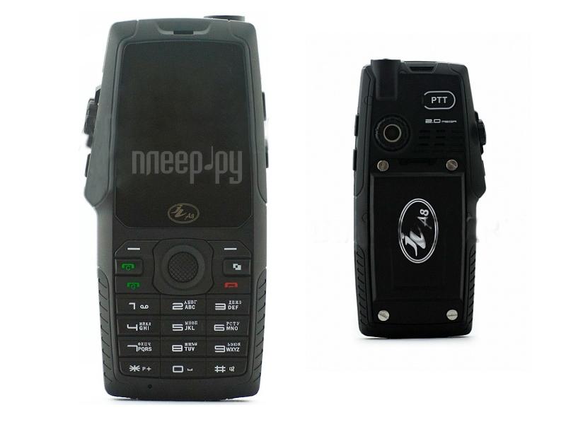 Сотовый телефон Explorer A8 Black  Pleer.ru  10960.000