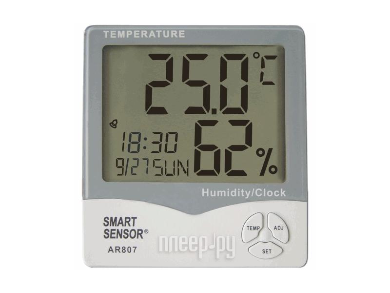 Термометр Smartsensor AR807  Pleer.ru  540.000