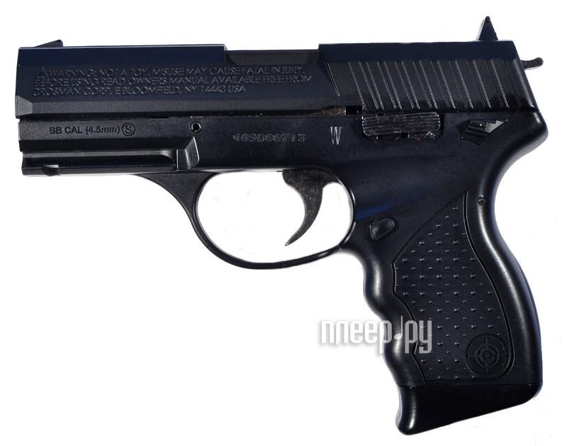Пистолет Crosman PRO77 Kit PRO77KT  Pleer.ru  4820.000