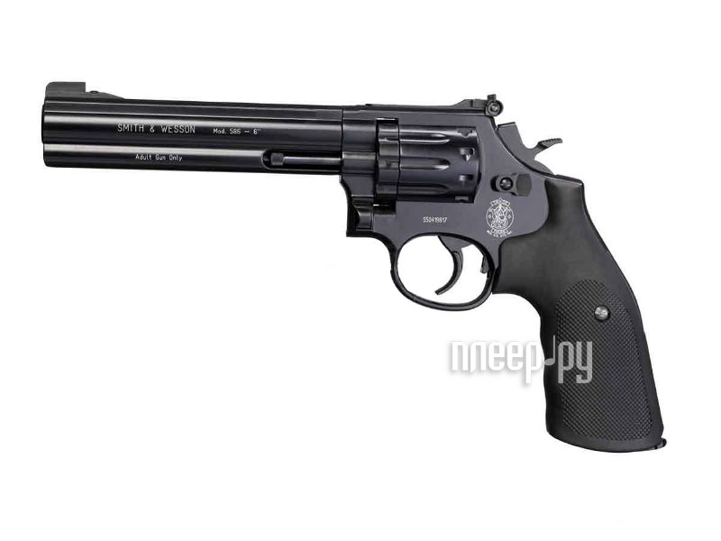 Револьвер Umarex Smith and Wesson 586 6  Pleer.ru  10348.000