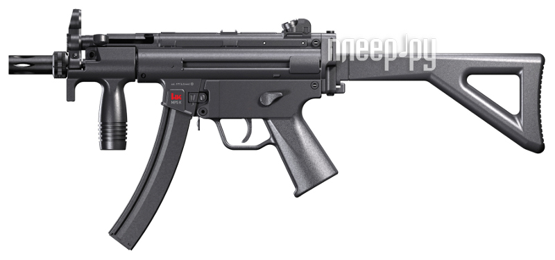 Пистолет Umarex Heckler & Koch MP5 K-PDW Black 5.8159  Pleer.ru  7895.000