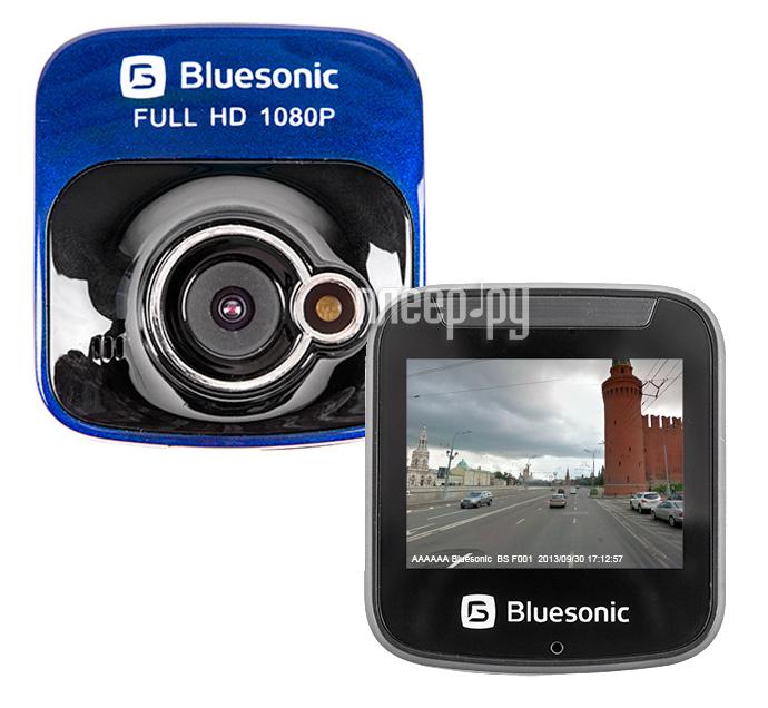 Видеорегистратор Bluesonic BS-F001  Pleer.ru  3537.000