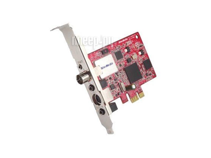 Тюнер AverMedia AverTV Ultra PCI-E RDS  Pleer.ru  3488.000