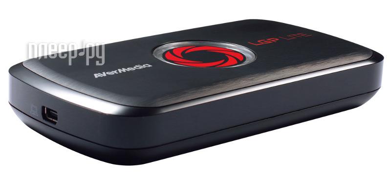 Тюнер AverMedia Live Gamer Portable Lite GL310