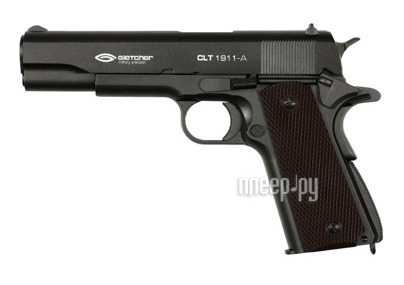 Пистолет Gletcher CLT 1911-A  Pleer.ru  3907.000