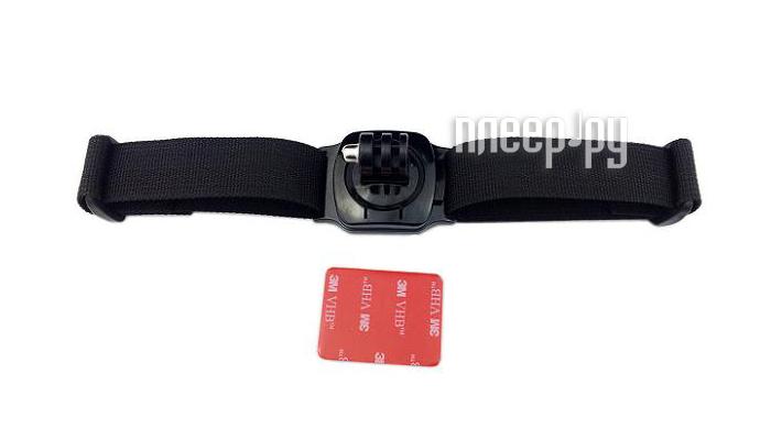Аксессуар Lumiix GP127 for GoPro Hero 3+ / 3 / 2 / 1 Поворотное крепление на вентилируемый шлем на 360 градусов
