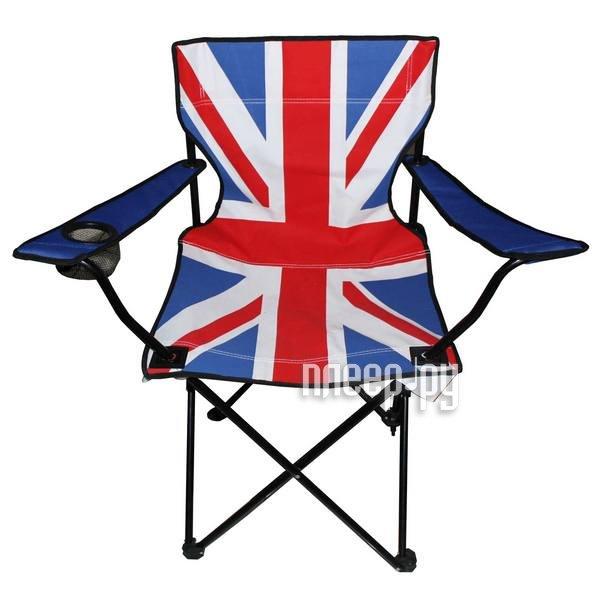 Мебель Экспедиция Британский флаг EBRIT-01 - стул складной  Pleer.ru