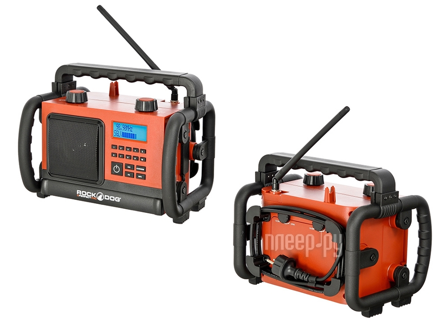 Радиоприемник PerfectPro RockDog  Pleer.ru  5760.000