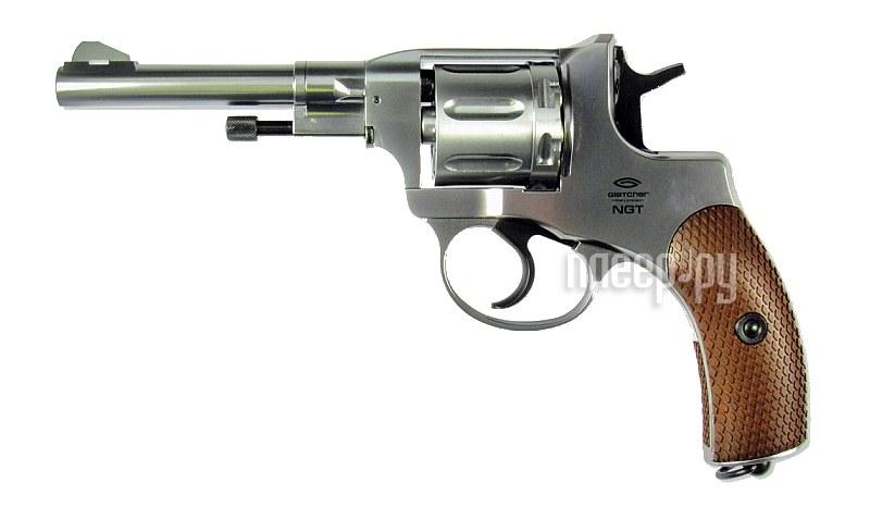 Револьвер Gletcher NGT Silver  Pleer.ru  6014.000