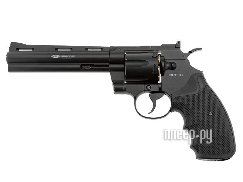 Револьвер Gletcher CLT B6  Pleer.ru  4637.000