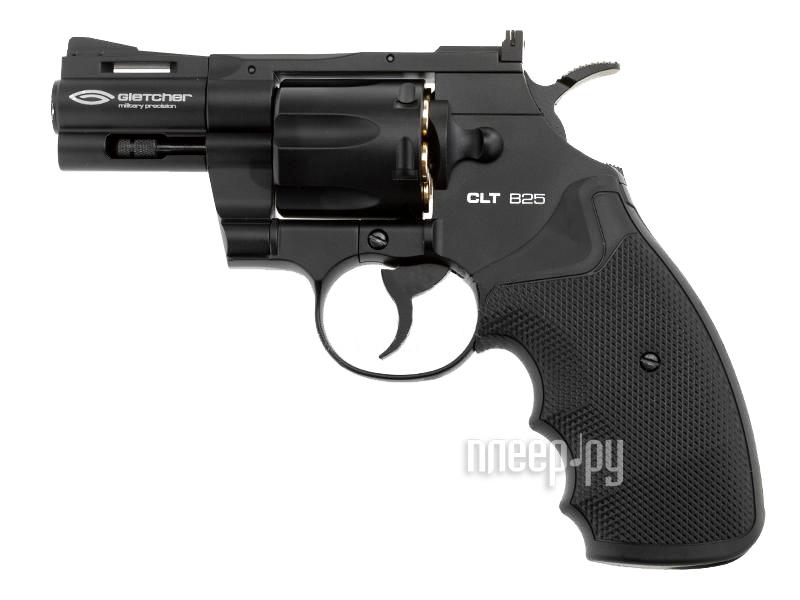 Револьвер Gletcher CLT B25  Pleer.ru  4150.000